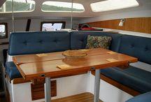 PDQ sailboat
