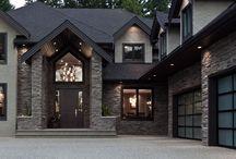Casa la exterior