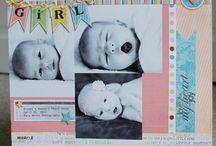 Scrapbook layouts / by Mel Moss