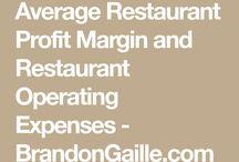 Kalkulation Restaurant
