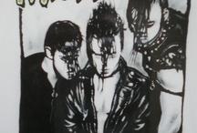 punk, garage, hardcore..
