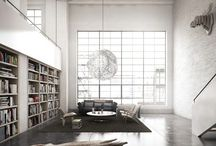 Interior Design / Cool Overall Look