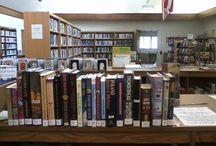 GCPL Book Displays / by April J. Waldroup