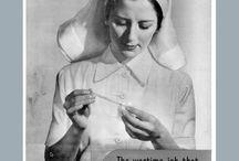 Vintage Nursing images - Inspiration for outfit