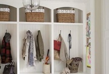 mud rooms / by Sunny Miller