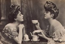 Gibson Girl 1900-1914 /The Belle  Epoque