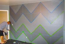 Home Decor - Paint Job / by Didi DuBose