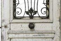 Παλιές πόρτες