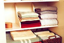 Organize our Home / Cleaver ways to make our home a little more organized