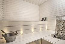 Kylppäri ja sauna