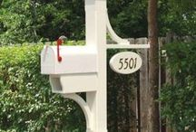Mailbox / by Sherry Harvell Bunger