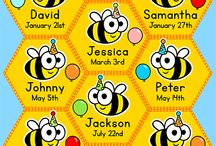 bumble bee room themes