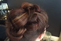 Formal Hair Designs / A place to see all that Shea has created through cutting and styling!