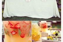 Wedding - Drink Stand
