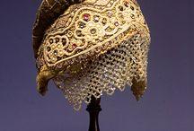 Традиционный женский головной убор России