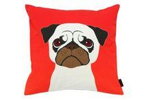 Designer Dog Cushions - Christmas Ideas / Designer Dog Cushions!
