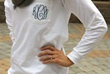 Monogram  / by Ronda Woods