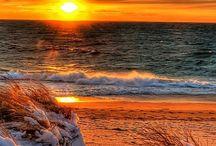 lever & coucher de soleil