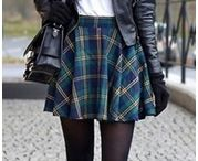 Winter/Autumn outfits