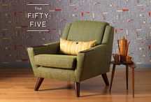 Get The G Plan Vintage Look / Love the G Plan Vintage range? Take a look at these ideas for styling the mid-century look in your home... http://www.gplanvintage.co.uk/Collections/