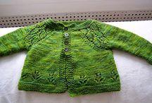 Knitting tops, dresses, skirts