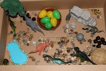 Homeschool Unit: Reptiles / Preschool games and activities for a reptile theme