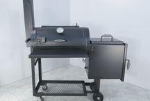 BBQ Smoker Pit