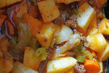 Recipes-Slow Cooker / by Ginia Steward