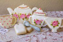 Cookie designs / by Rosabella Carlos