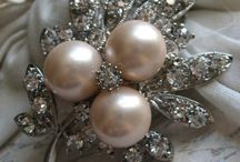 Jewelry - Brooches / Adorn yourself with beautiful baubles.  / by Kathleen