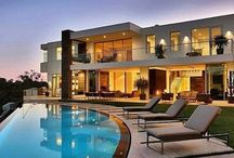 5 ***** Star Homes & Beautiful Architecture