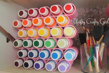 Craft Room / by Erin Bailey