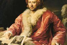 Anton von Maron (1733-1808) / Art from Austria.