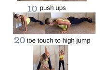 Workout/abs/fittness
