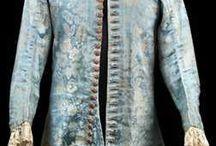 Historical fashion 1715-1730 Regence