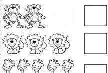 3-4 vuotiaat kynätehtäviä