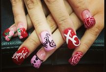 Nailart designs / Keeping up with the trends of nailart