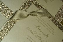 Invitations with bling!
