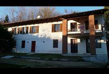 Castellero (AT) cascina ristrutturata
