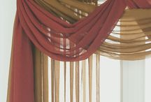 Window Curtain Ideas / Updating the curtains on your windows can change the entire look of your room, so it's important to choose a curtain design that matches the style and design of your space.