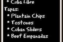 Havana themed party