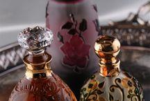 bouteille de parfums