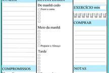 planejamento \planner