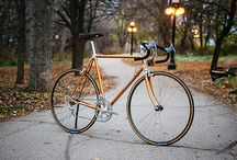 Cycling / Cycling  / by Paul Confait