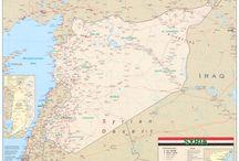 cartes Moyen Orient
