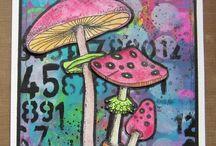 Fungus Fairy Tales