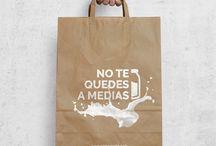 Campaña consumo de leche. Drink milk campaign. / Campaña para incentivar el consumo de lácteos en el País Vasco (on+offline). Campaign to encourage the consumption of  milk and dairy products in the Basque Country (on+offline). www.lafactoriagrafica.com
