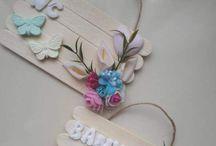 flores en porcelana fría