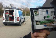 Sistema Duox / Instalación de interfonos y videoporteros con sistema de dos hilos Duox de Fermax