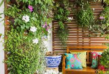 Jardim varanda